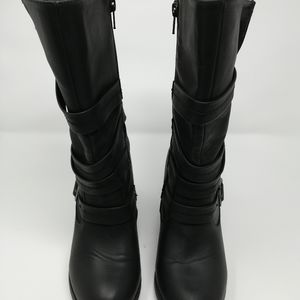 Apt. 9 Shoes - Man-made leather boots